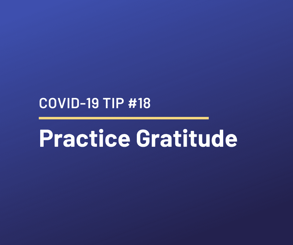 COVID-19 Relationship Tip #18