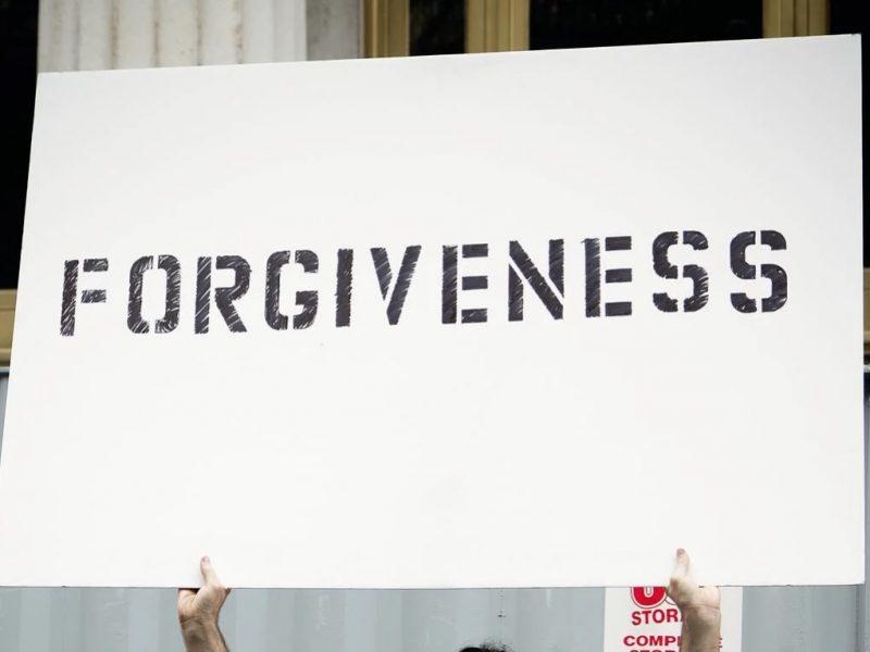 Forgiving Yourself